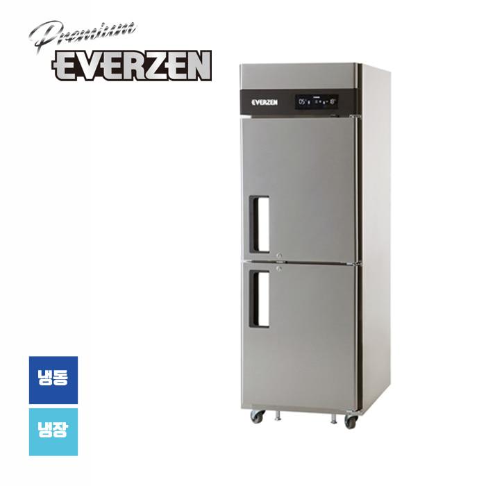 에버젠 간접냉각방식 25박스 냉장냉동 UDS-25RFIE