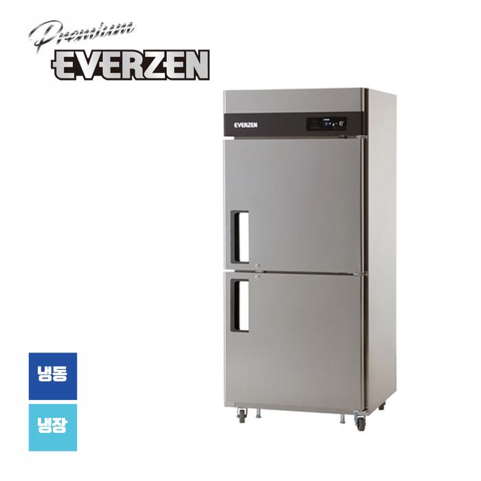 에버젠 간접냉각방식 30박스 냉장냉동 UDS-30RFDE