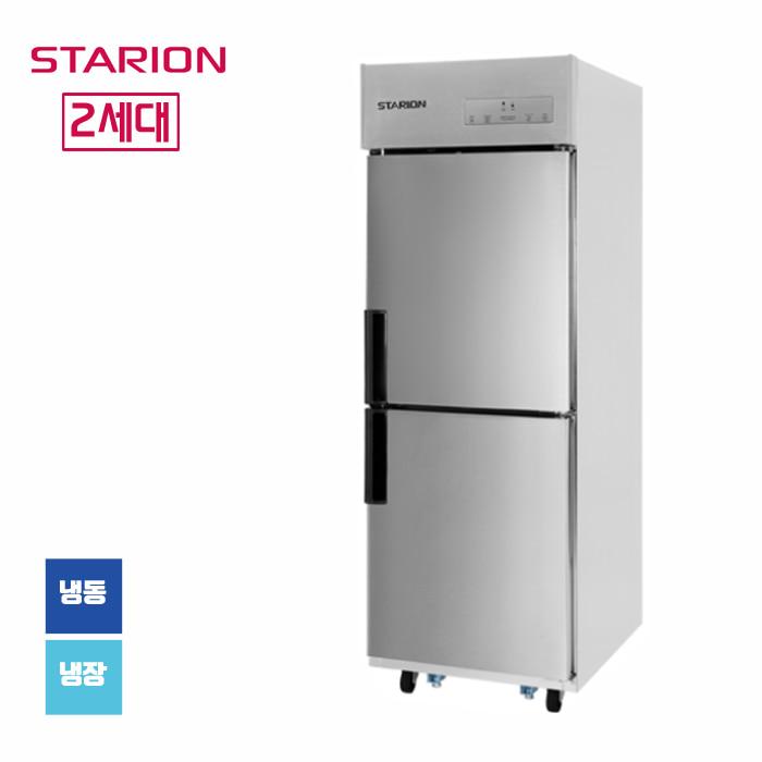 SR-E25B1F-스타리온-메탈-500L급-냉동1칸-냉장1칸
