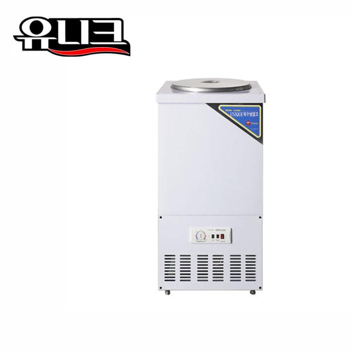 유니크대성 직접냉각방식 육수냉장고 3말 외통 UDS-31RAR